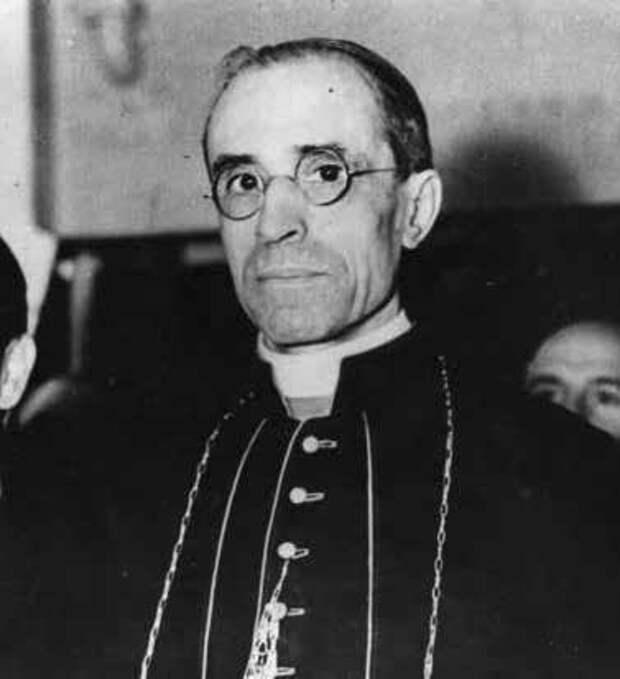 О.Четверикова о сотрудничестве Ватикана с фашистским режимом Муссолини.