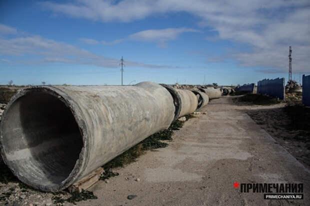 Севастопольские очистные обещают начать строить без экспертизы