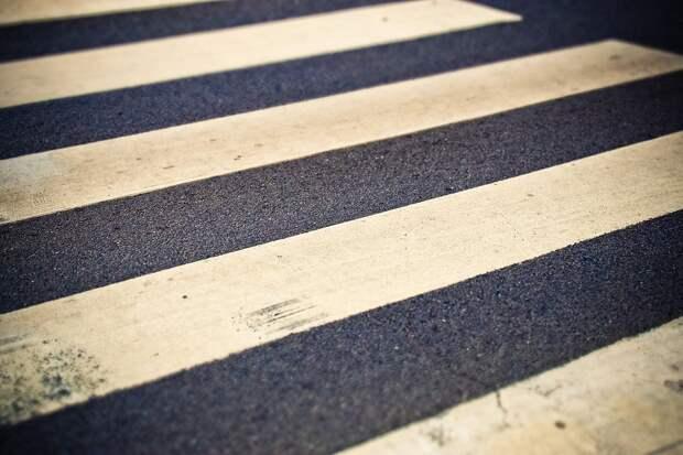 В 3-м проезде Марьиной Рощи иномарка сбила пешехода