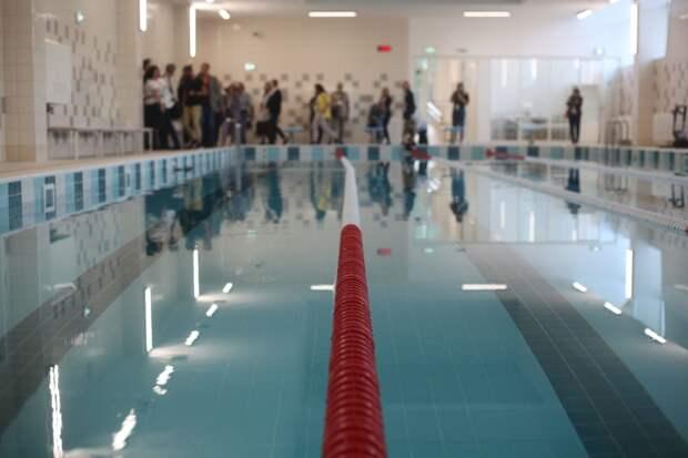 Подрядчик завершает строить бассейн БрГУ