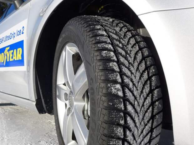 Сравнительный тест зимних новинок семейства Goodyear UltraGrip Ice