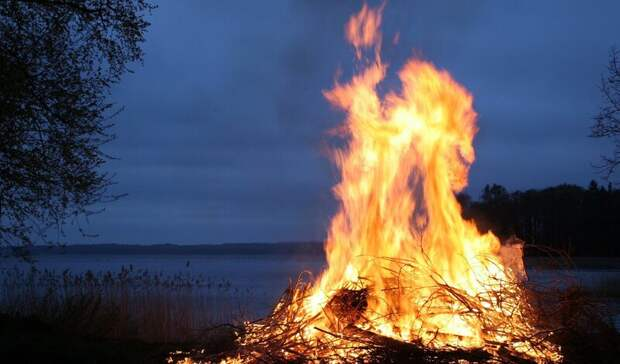 Использование открытого огня будет полностью запрещено вСвердловской области