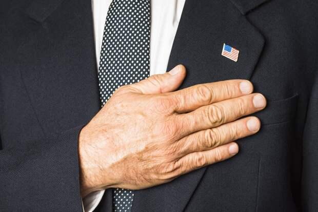 Выступление Байдена в Конгрессе