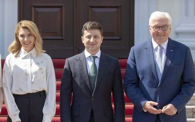 Министр обороны ФРГ отказался встречаться с Зеленским