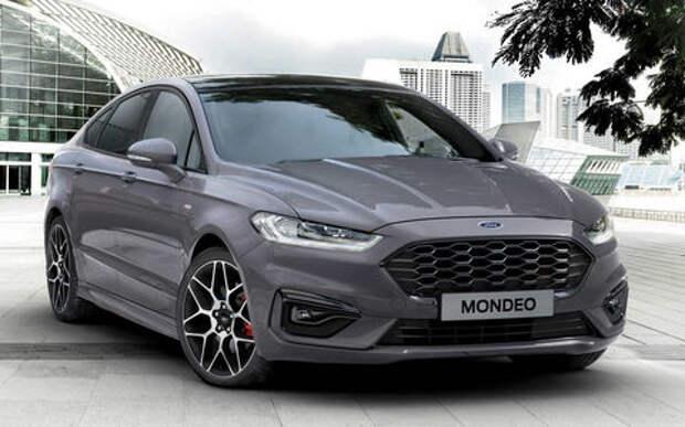 Ford Mondeo получил новые моторы и автомат
