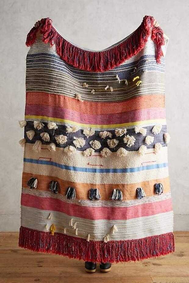 Летние мексиканские покрывала (подборка)
