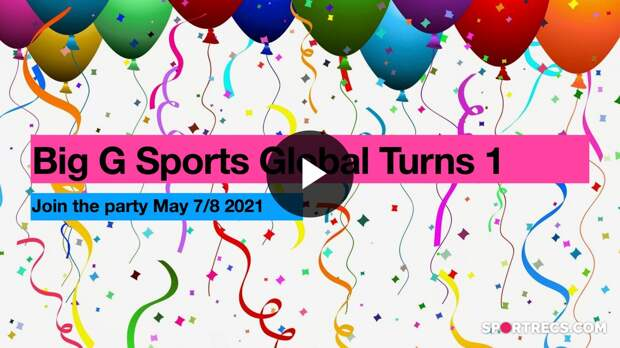 Big G Sports Global 1st Birthday 24hour Live Streaming Challenge