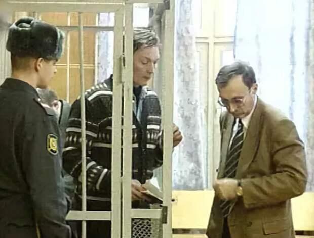 Golden Ada: самое громкое преступление 90-х