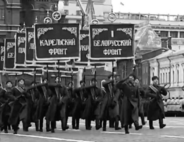 Репетиция парада на Красной площади восхитила британцев