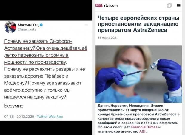 Про вакцину AstraZeneca