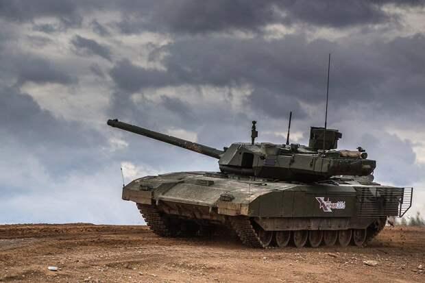 «Мировой танковый лидер»: американское СМИрассказало об«огромных силах России»
