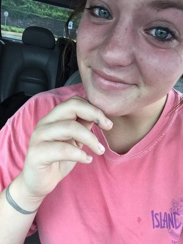 Мать-одиночка со слезами на глазах рассказала историю, от которой мурашки по телу.