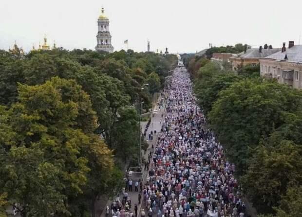 Мистер Варфоломей Фанарский, Православная Украина вас не ждёт…