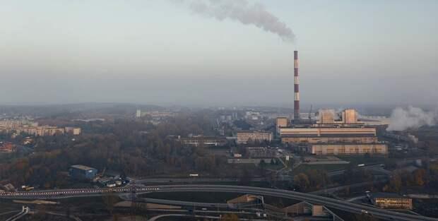 Самый грязный воздух за последние 16 лет зафиксировали в России