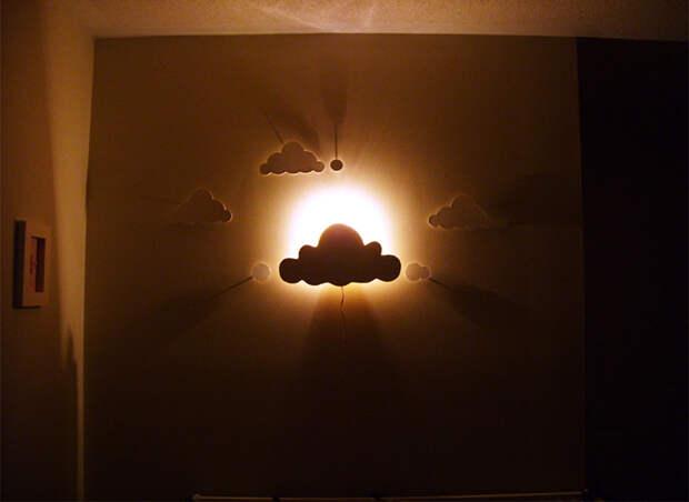 diylamps34 21 идея изготовления светильников и люстр из повседневных предметов