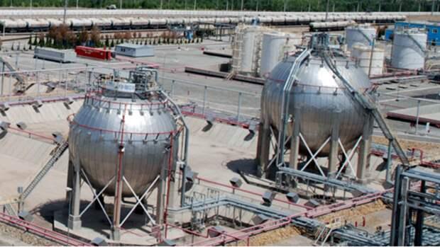 Узбекистан хочет сам перерабатывать газ