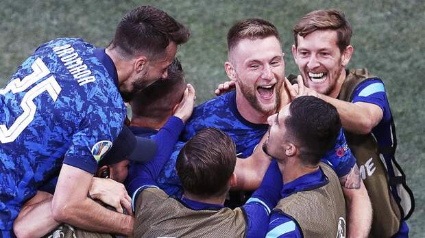 Сборная Словакии обыграла поляков на Евро