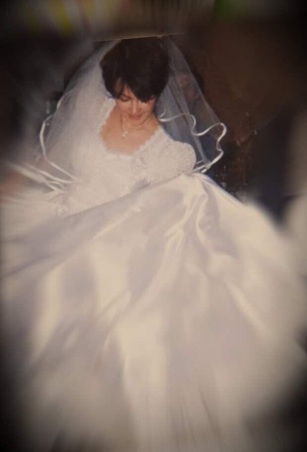 замуж выхожу, фото из  личного архива