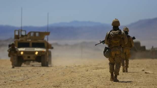 Пентагон заявил о плановом выводе войск из Афганистана