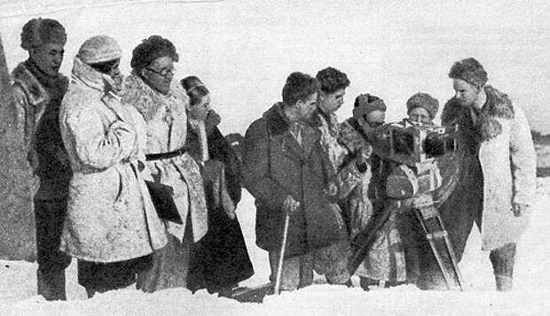 Старорусская красавица советского кино Валентина Ивашёва.