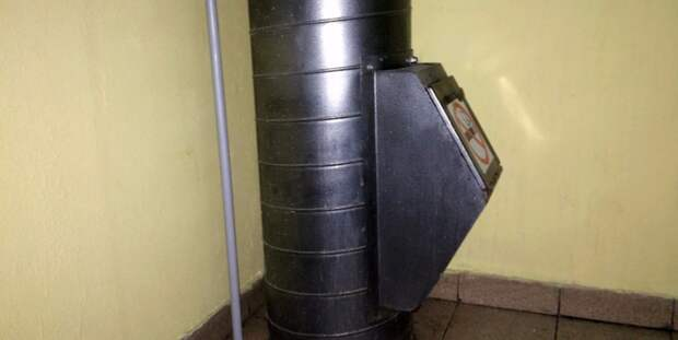 В доме на Пронской отремонтировали мусоропровод — Жилищник