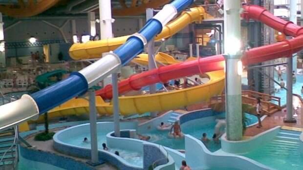 Жители Южно-Сахалинска получили аквапарк на 2,5 тыс. «квадратов»