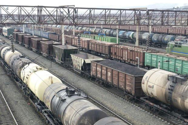 Рельсы посыпали солью: старый способ ограбления поездов