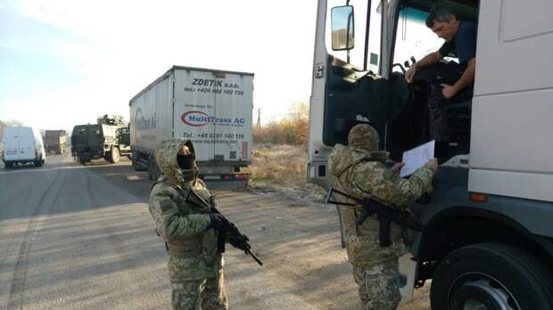 Украина «подгоняет» звания солдат Госпогранслужбы под стандарты НАТО