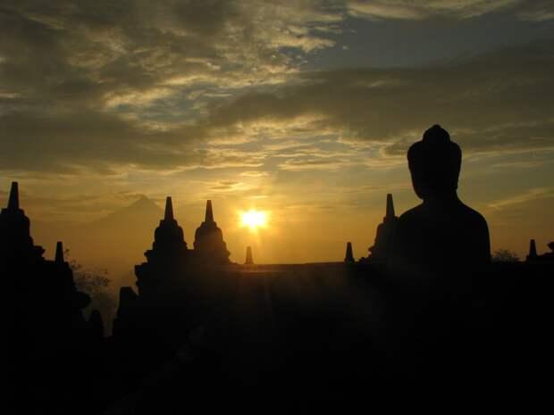 Сокровище Явы — Храм Боробудур
