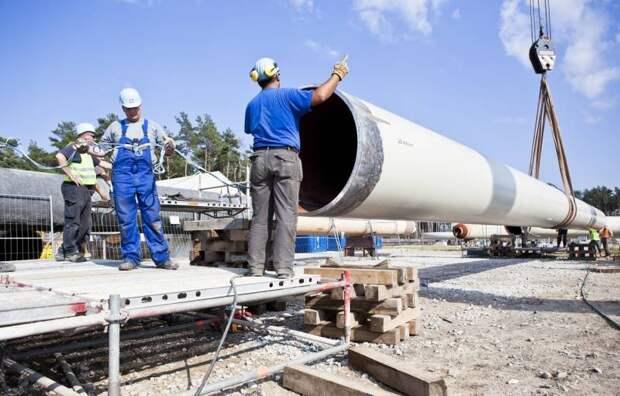 Конкурент «Северного потока-2» может неумышленно попасть под санкции США