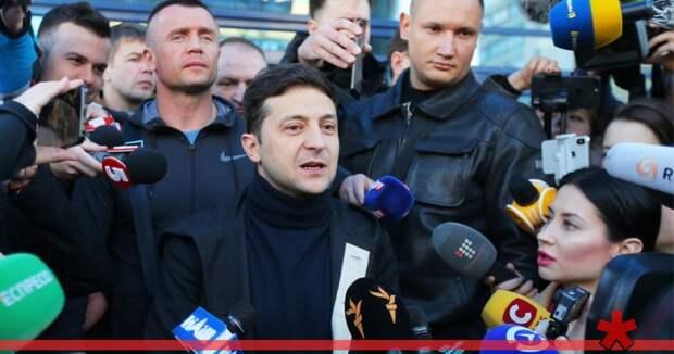 Зеленский обещает украинские пенсии жителям ДНР и ЛНР