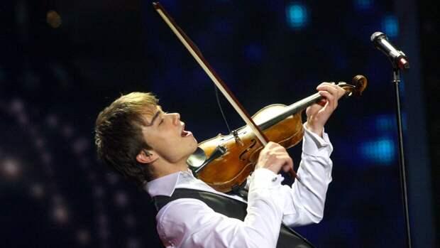 Победитель Евровидения Александр Рыбак рассказал о борьбе с зависимостью
