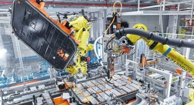 Автозавод Volkswagen в Брауншвейге расширяет производство аккумуляторных систем