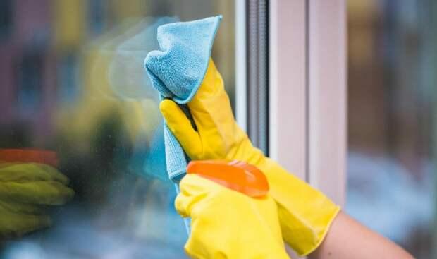 Как сделать самодельный очиститель окон