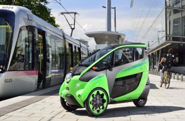 трехколесные электромобили