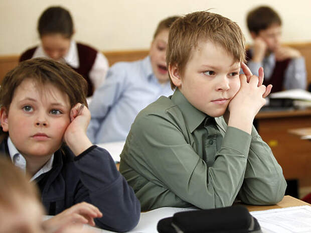 Болеющие школьники больше не будут пропускать уроки