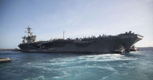 Российские военные следят за эсминцем ВМС США, вошедшим в Черное море