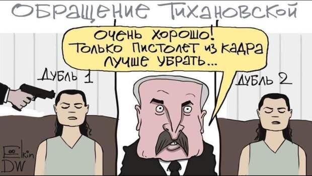 Лукашенко не светит триумф победы