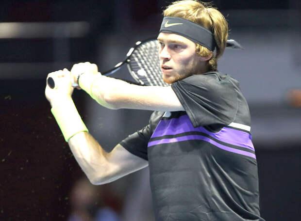 Рублев взобрался на третье место в чемпионской гонке ATP, Медведев остался третьей ракеткой мира