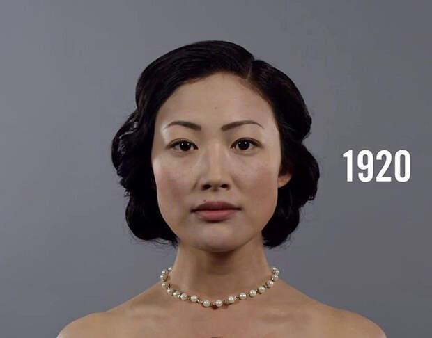 Как менялись стандарты красоты в Корее в последние 100 лет