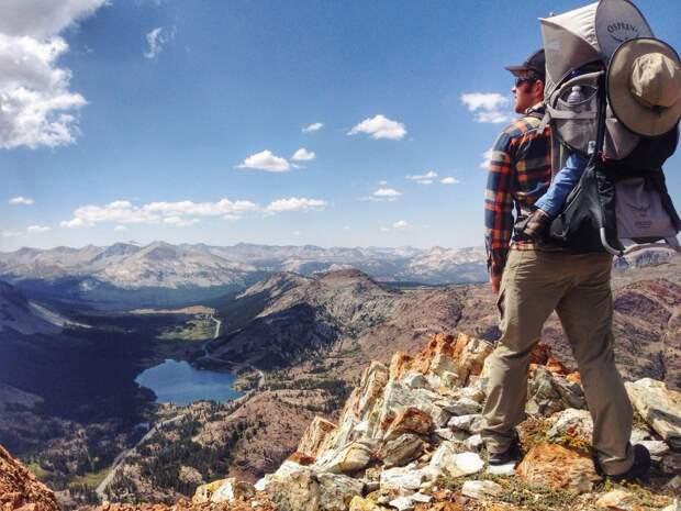 Боди Беннетт— возможно, самый юный путешественник насвете!