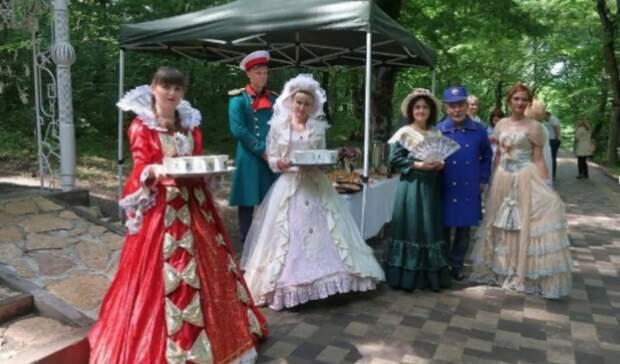 Фестиваль для плательщиков курортного сбора проведут наСтаврополье