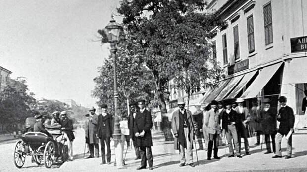 Этот день 100 лет назад. 21 (08) июня 1913 года
