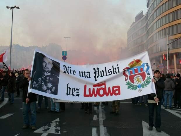 В Киеве рассказали, когда Львов отойдёт полякам