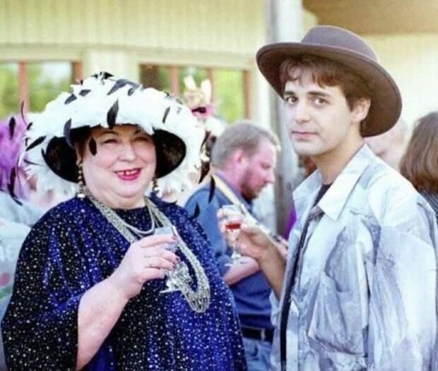 Лидия Иванова 90-е, звёзды тв, цена успеха