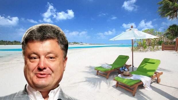 Накурорте, гдеотдыхал Порошенко, обрушилась знаменитая достопримечательность (ФОТО, ВИДЕО)