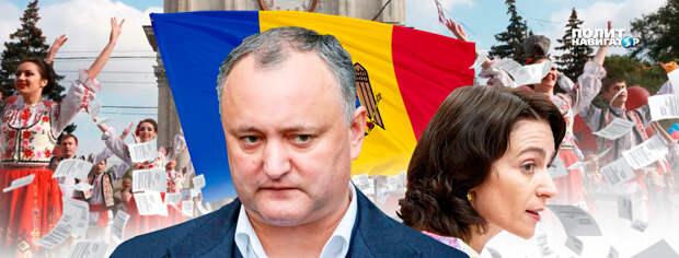 В Молдове напряженно решают, сколько зарубежных участков будет на парламентских выборах 11 июля. Прошлая...