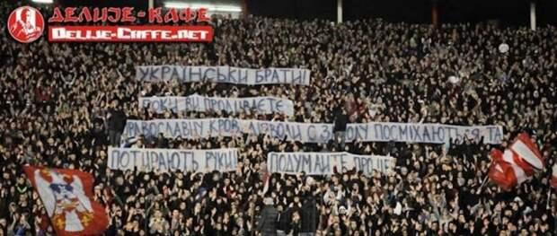 Сербы предупреждают «евромайданщиков»: рано радуетесь!