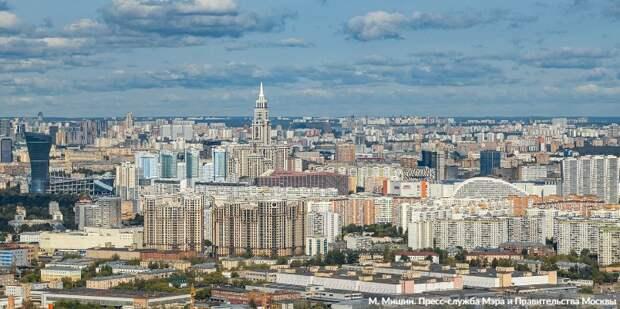 Собянин: Все, что обещала «Единая Россия», она сделала