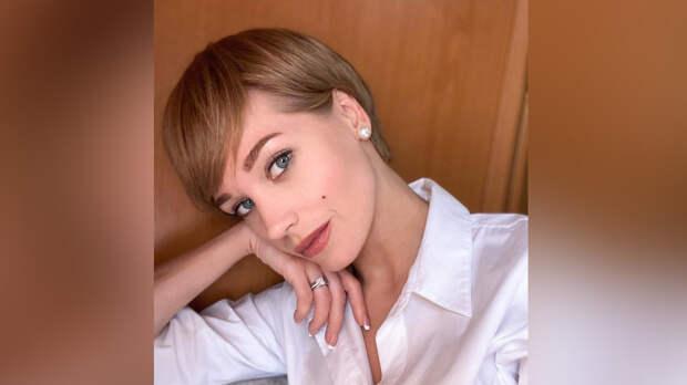 Кристина Асмус после съемок с Милошем Биковичем намекнула на новые отношения